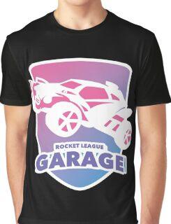 Rocket League Garage Graphic T-Shirt