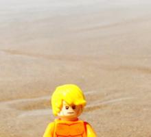 Aquaman Goes Home Sticker