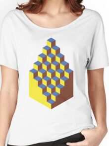 Isometric Isolation Women's Relaxed Fit T-Shirt