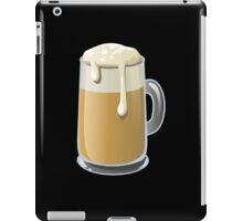 Glitch Drinks pumpkin ale iPad Case/Skin