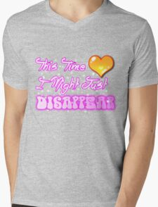 This Time I Might Just Disappear Mens V-Neck T-Shirt
