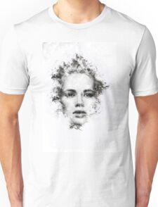 Woman Portrait Unisex T-Shirt