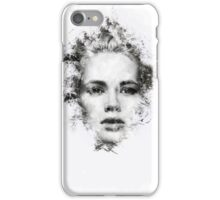 Woman Portrait iPhone Case/Skin