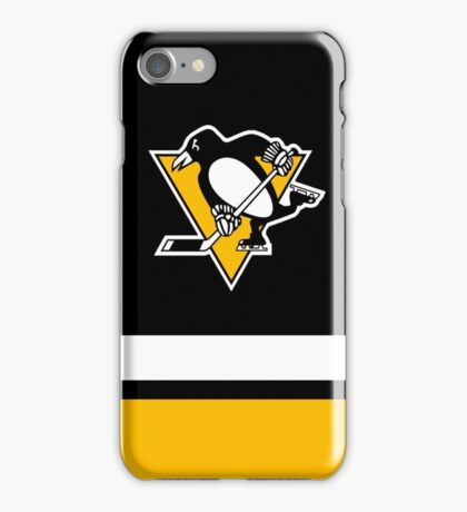Pittsburgh Penguins Logo iPhone Case/Skin