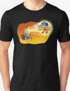 Battle of the Space Experiments Unisex T-Shirt