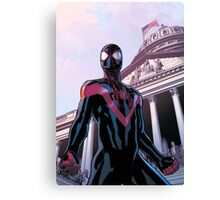 miles morales - civil war ii Canvas Print