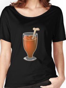 Glitch Drinks savory smoothie Women's Relaxed Fit T-Shirt