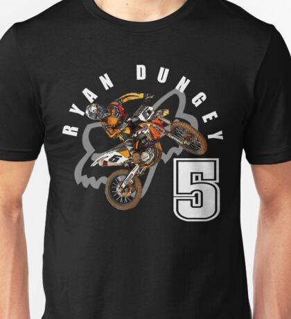 dungey RD #5 Unisex T-Shirt
