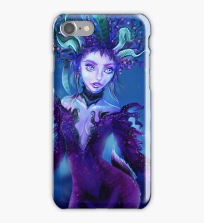 Changeling (Moon Light) iPhone Case/Skin