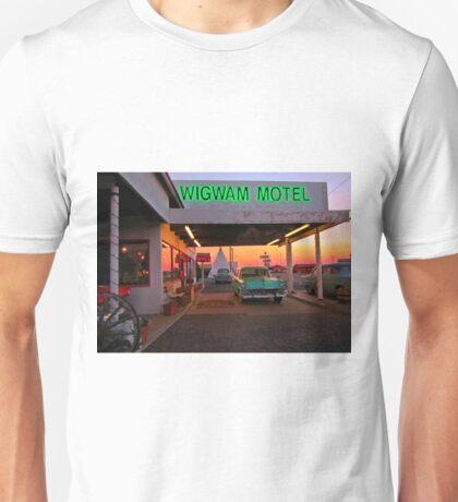 Reto Fifties Motel Unisex T-Shirt