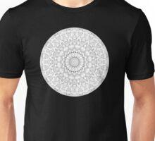 Cat Mandala Doodle Unisex T-Shirt