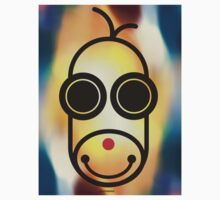 MOODI 1 monkey, by m a longbottom - PLATFORM58 T-Shirt