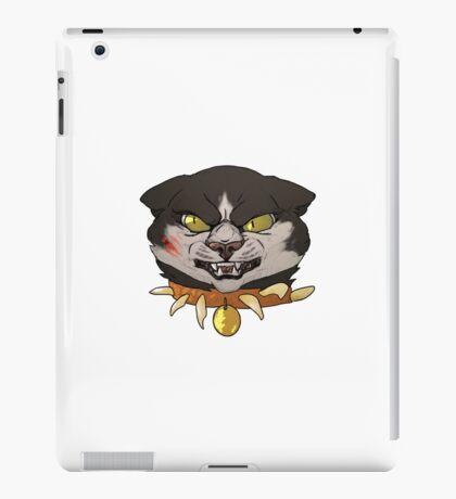 Blood Cat iPad Case/Skin