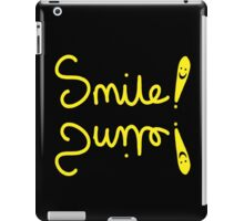 Smile Mirror iPad Case/Skin
