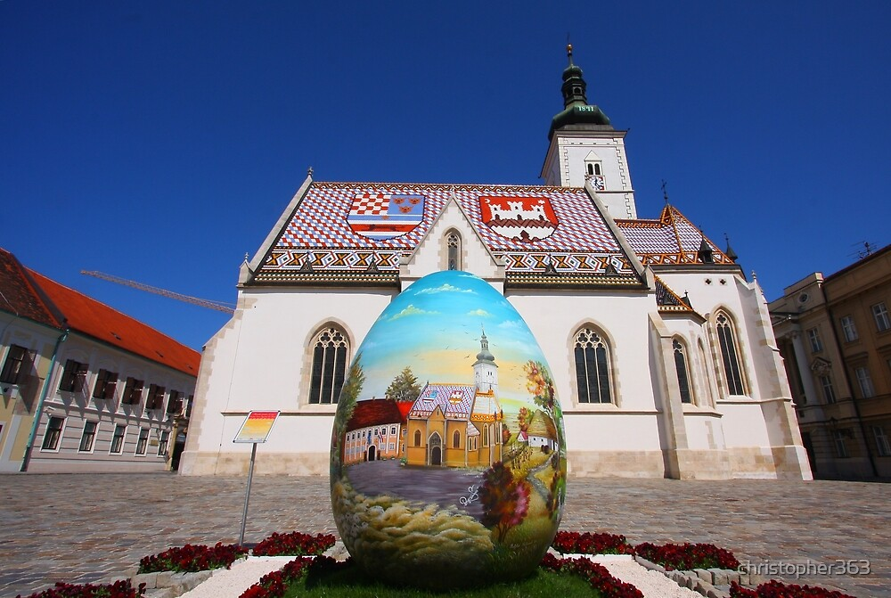 Easter in Zagreb by christopher363