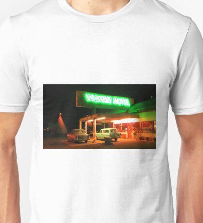 Famous Route 66 Motel Unisex T-Shirt