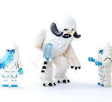 Wampa Family by William Rottenburg