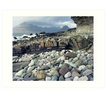 Elgol view Art Print
