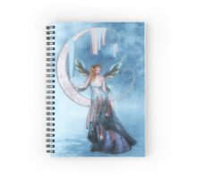 Luna of the Moon Spiral Notebook