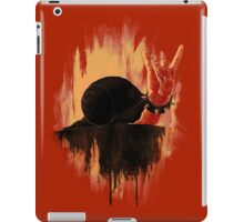Rock Hard Snail iPad Case/Skin
