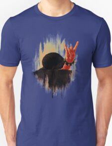 Rock Hard Snail Unisex T-Shirt