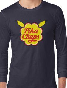 Pika Chups Long Sleeve T-Shirt
