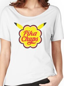 Pika Chups Women's Relaxed Fit T-Shirt