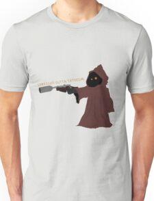 Star Wars Jawa Straight Outta Tatooine Minimal Unisex T-Shirt