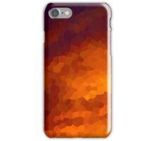 pixel sunset iPhone Case/Skin
