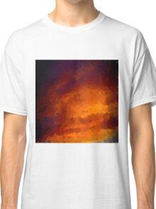 pixel sunset Classic T-Shirt
