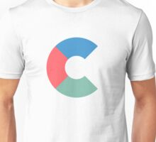 C Initial-TMHcoll Unisex T-Shirt
