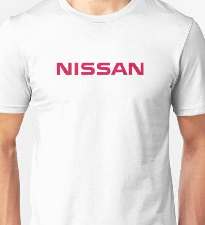 Nissan. Unisex T-Shirt