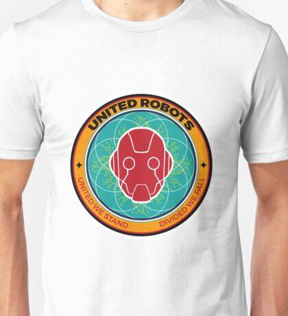 United Robots Unisex T-Shirt