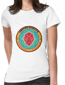 United Robots Womens Fitted T-Shirt