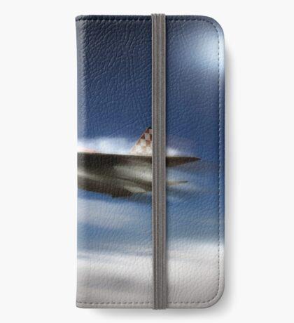 Lightning F3 iPhone Wallet/Case/Skin
