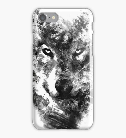 NIGHT WOLF IV iPhone Case/Skin