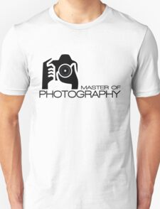 Photographer Camera T-Shirt T-Shirt