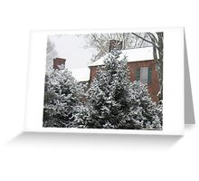 Home for Christmas... products Greeting Card