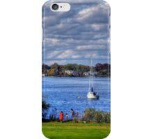 Rhode Island shore iPhone Case/Skin