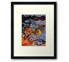 canadian frontiers 5 Framed Print