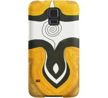 Crow Blessing original painting Samsung Galaxy Case/Skin