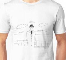 The Son of Man- Rene Magritte Unisex T-Shirt