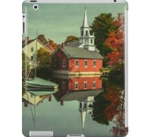 Liquid Mirror iPad Case/Skin
