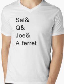 The Impractical Jokers Mens V-Neck T-Shirt