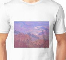 Colorado River Grand Canyon View Unisex T-Shirt