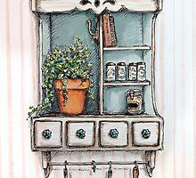 Little Shelf by StrangePersimon