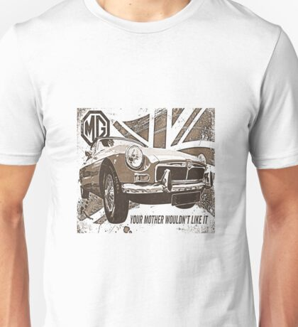 The British MG Unisex T-Shirt