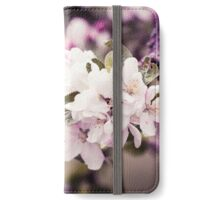 Spring flowers iPhone Wallet/Case/Skin