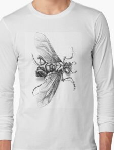 Flying Insect Long Sleeve T-Shirt