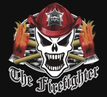 Fire Fighter Skull 2.7 by sdesiata